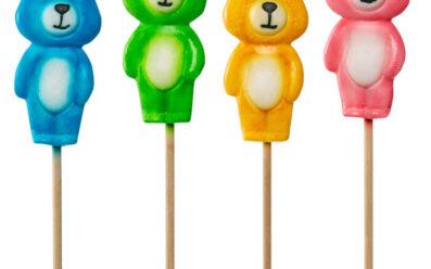 Happy Bear Lolly 60g