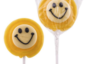 Smile Lolly Gelb 60g