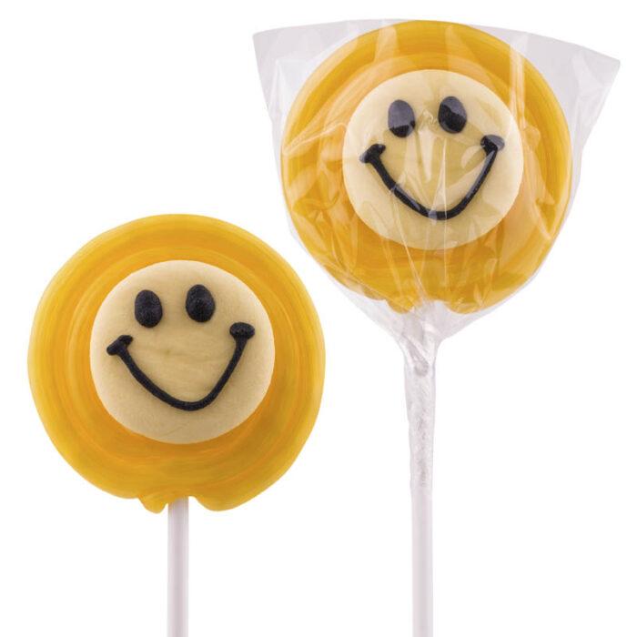 Smile Lolly Gelb 60g
