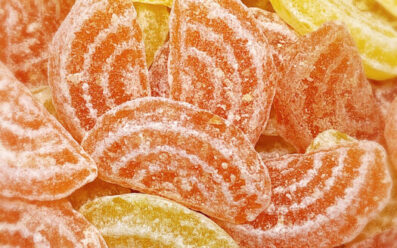 Bonbon VEGANE Fruchtschnitten