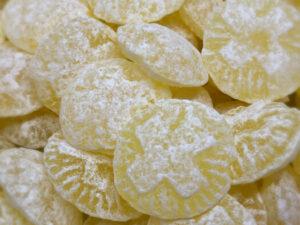 Bonbon Salbei Zitrone