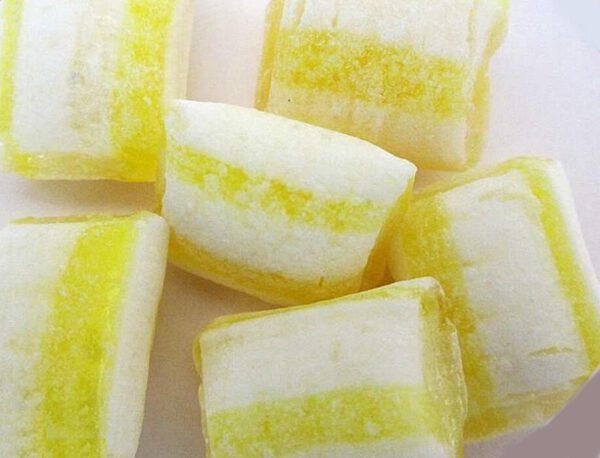 Bonbon Joghurt-Ananas