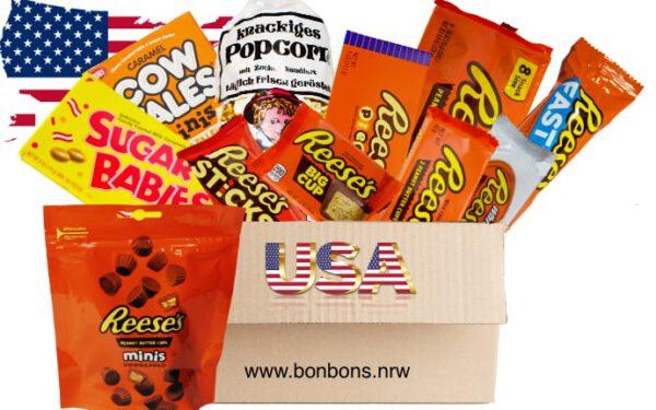 reeses box Texas