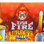 Dr. Fire Blast Balls Theatre Box