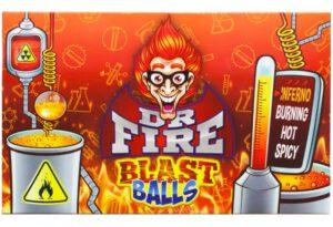Dr. Fire Blast Balls Theatre Box