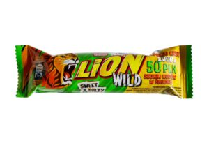 lion sweet and salty