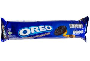 Oreo Roll Peanut Butter and Chocolate 133 gr.