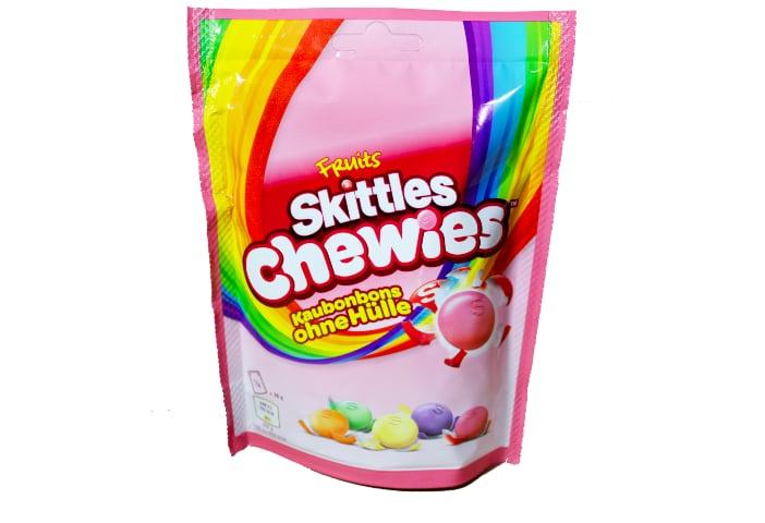 Skittles fruits chewies