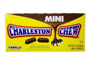 Charleston Chew Mini Vanilla nougat