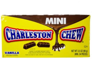Charleston Chew Mini Vanilla nougat