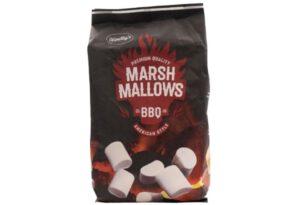 kindly BBQ marshmallows BBQ