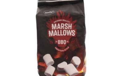 kindly BBQ marshmallows BBQ