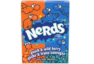 nerds peaches und wild berry