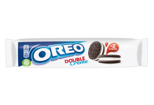Oreo double creme