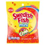 swedish fish minis crush