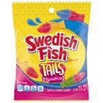 swedish fish tails