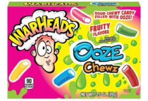 warhead ooze chewz